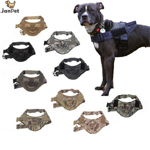 JANPET Tactical Dog Harness - Dog E Paws