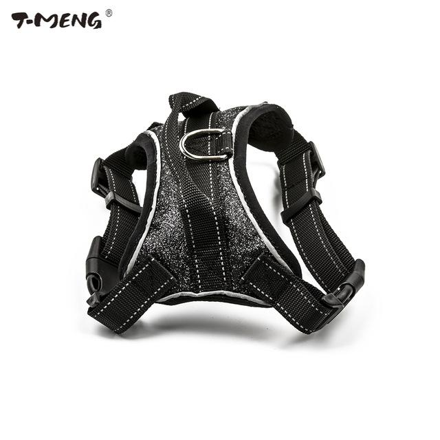 T-MENG Dog Harness - Dog E Paws