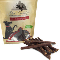 DOG E Pet Cuisine Lamb Jerky Sticks