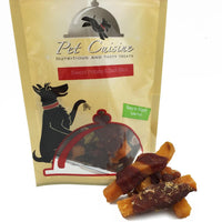 DOG E Pet Cuisine Duck and Sweet Potato Snacks