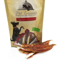 DOG E Pet Cuisine Duck Jerky & Pigskin Sticks