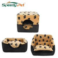SPEEDY PET Puppy Bed - Dog E Paws