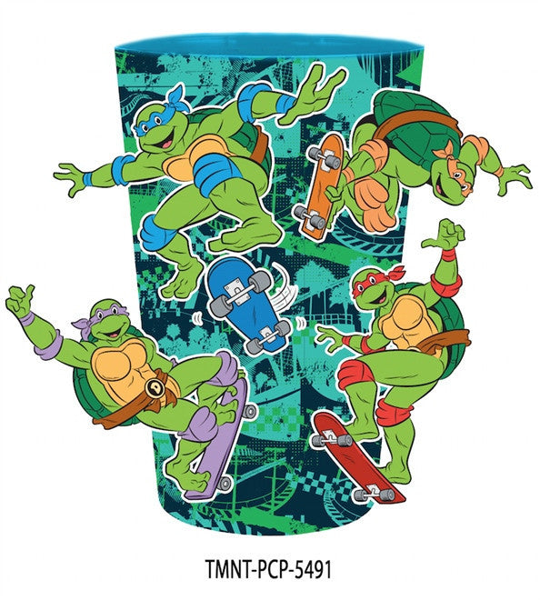 TMNT GROUP PLASTIC CUP