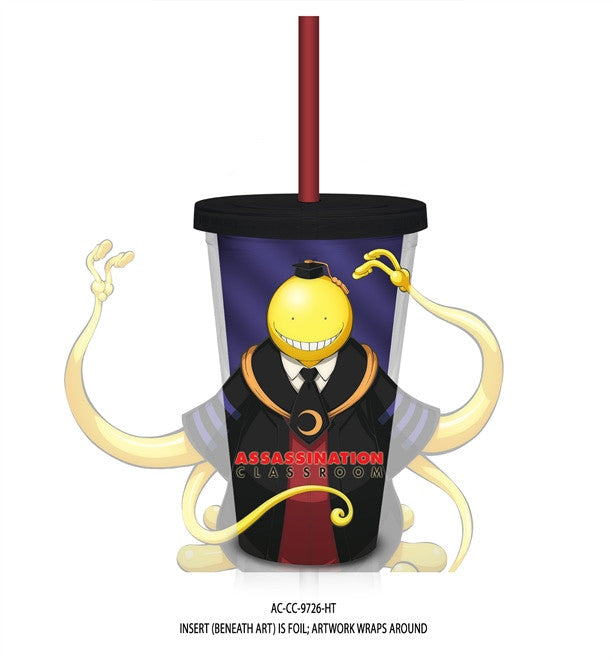 Assassination classroom carnival cup