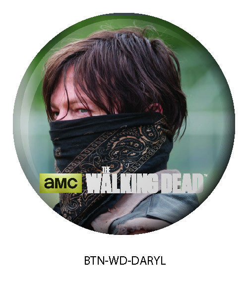 WD DARYL BANDANA BUTTON
