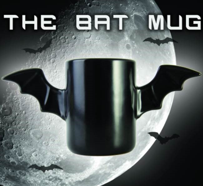 Bat Wing Coffee Mug