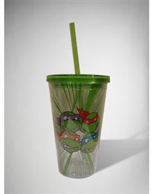 TMNT Carnival Cup Heads