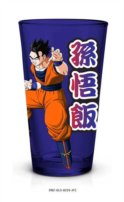 Dragon Ball Z Pint glass
