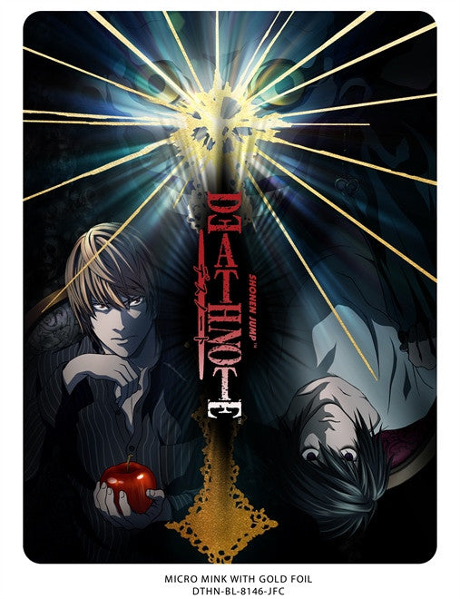 DEATHNOTE FLEECE BLANKET