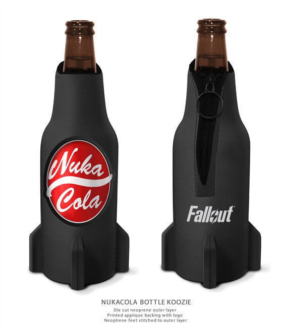 ON HOLD Fallout Nuka Cola Koozie