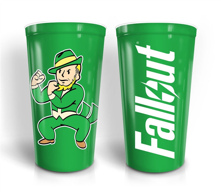 FALLOUT Plastic Cups