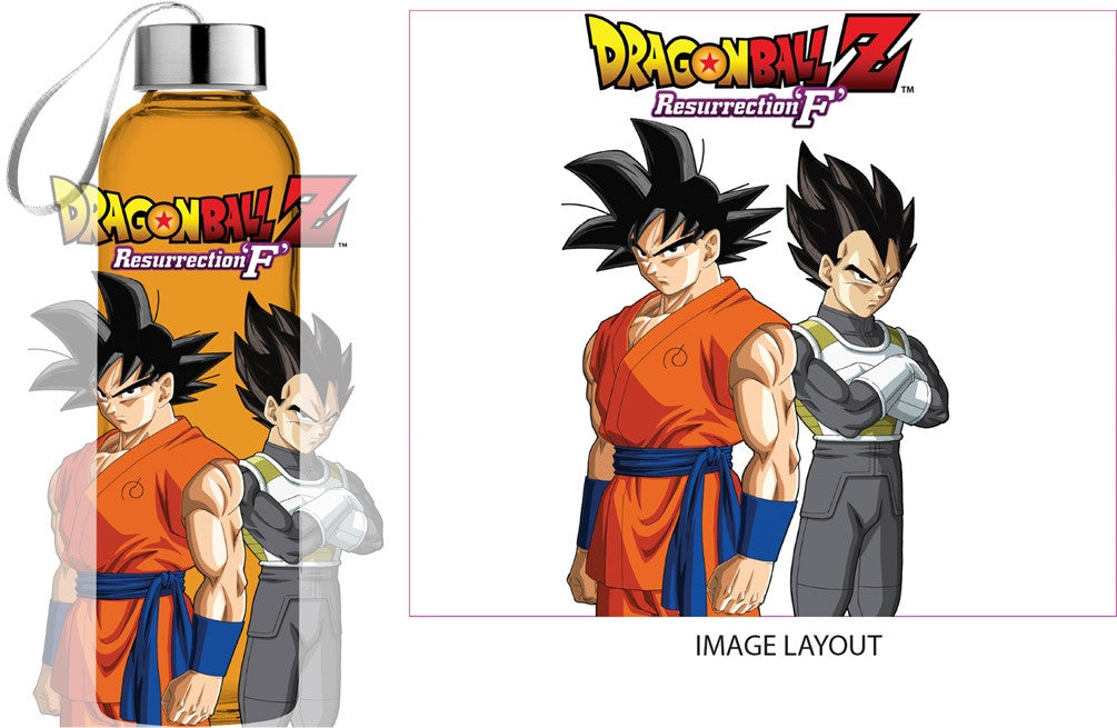 DBZ RESURRECTION WATER BOTTLE