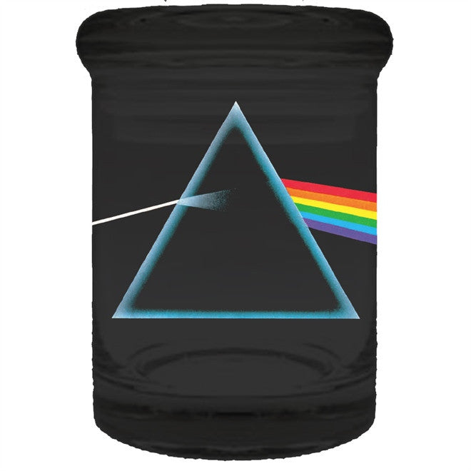 PINK FLOYD DARK SIDE 6 OZ STASH JAR