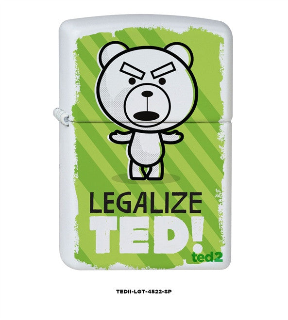 TED 2 LEGALIZE TED LIGHTER
