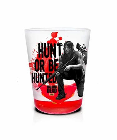 Hunt or be Hunted Acryllic Cup Daryl