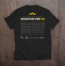 Festival T-Shirt 2017 - Mountain Vibe Music Festival
