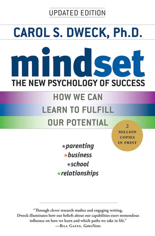 MINDSET- The New Psychology Of Success
