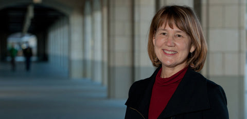 Pamela Hinds, director of Stanford University's Center on Work, Technology, and Organization