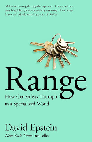 RANGE - How Generalists Triumph in a Specialised World