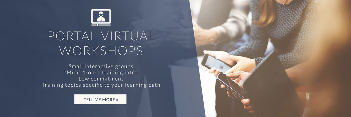 PORTAL offers intensive 4-to-8 week online workshops designed by James McCallum for high-performing individuals who want to results, fast - Click for more information