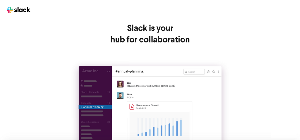 3. POPULAR: Slack Training