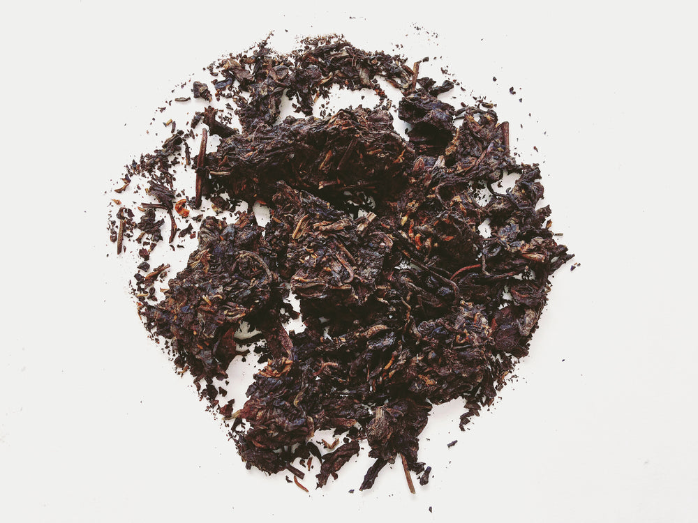 New Earth Shu Pu'er