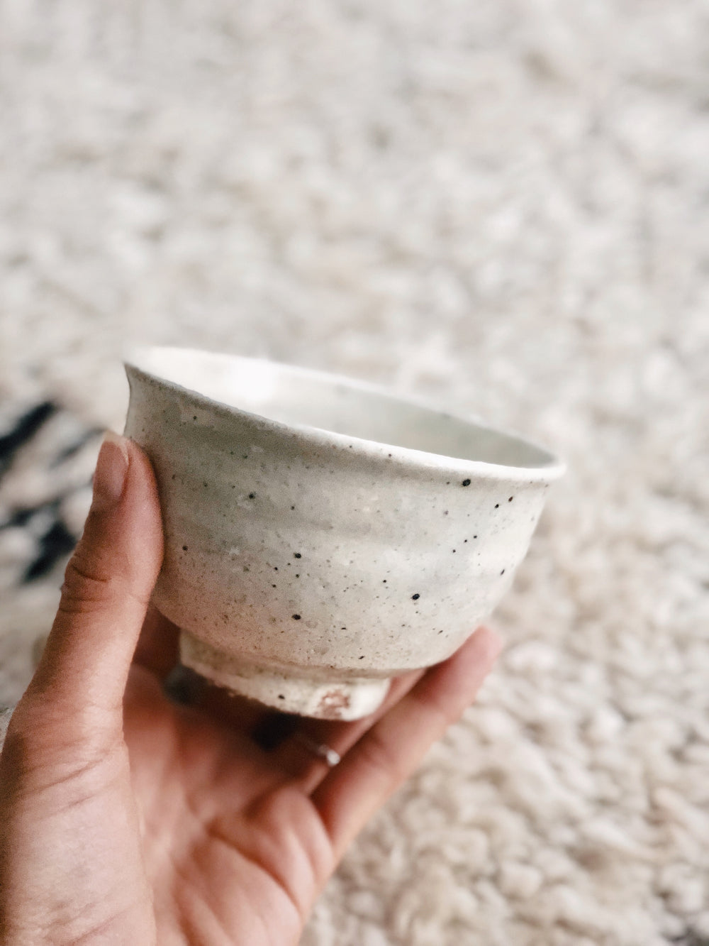 IKIGAI Tea Bowl
