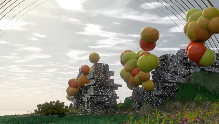 New Algorithm Creates Captivating Visual Music Video in Real-Time
