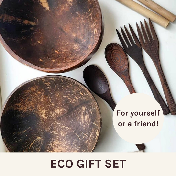 Gift Guide: A Conscious Christmas with Coconut Bowls