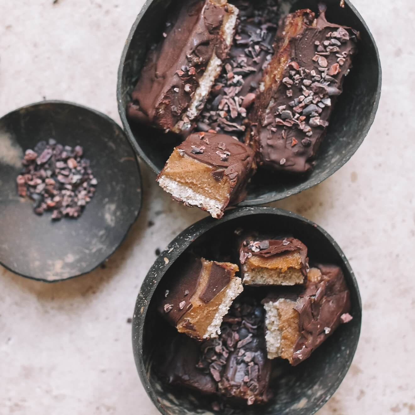 Vegan Mars Bars