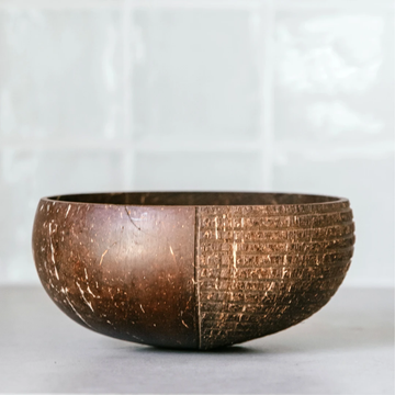 Shine On Boho Bowl by Coconut Bowls