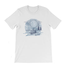 Fishing-Short Sleeve T-shirt (2 colors) - MyElementco.com