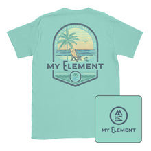 Beach-Short Sleeve Pocket T-Shirt (3 colors) - MyElementco.com