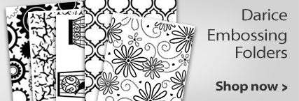 Darice Embossing Folders