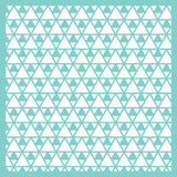 Kaisercraft Designer Template 12 inch X12 inch Triangles