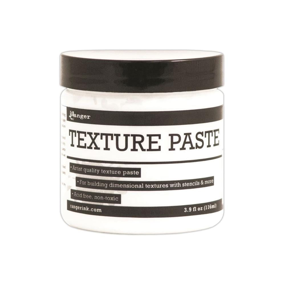 Ranger Texture Paste Crackle 4oz White