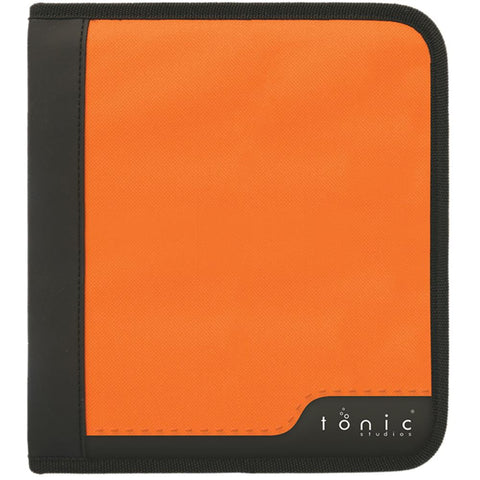 Tonic Studios Large Ring Binder Die Case Black & Orange