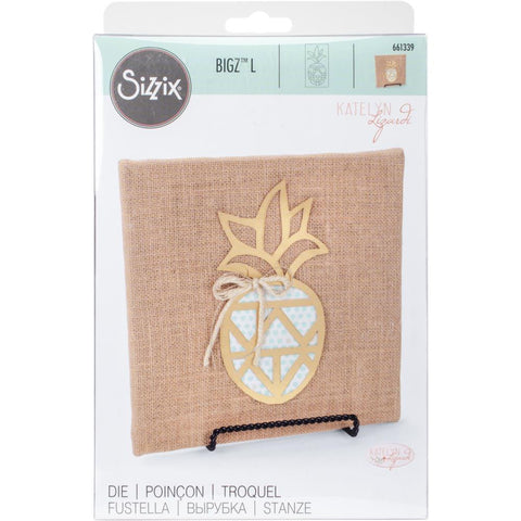 Sizzix Bigz Large Die Pineapple