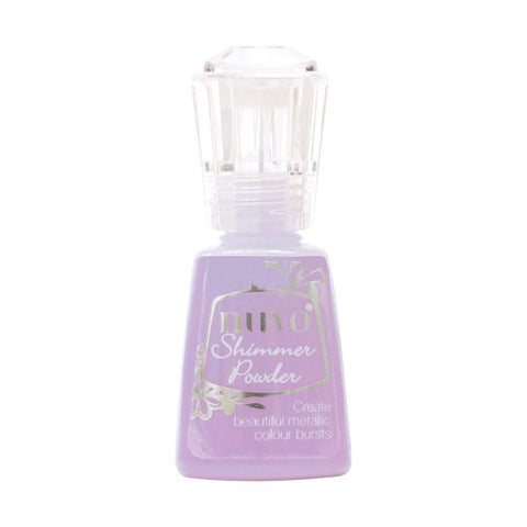 Tonic Studios - Nuvo Shimmer Powder - Lilac Waterfall