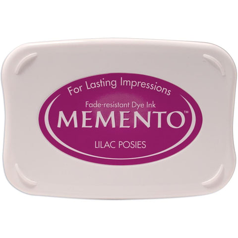 Memento Ink Pad - Lilac Posies
