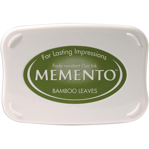Memento Ink Pad - Bamboo Leaves