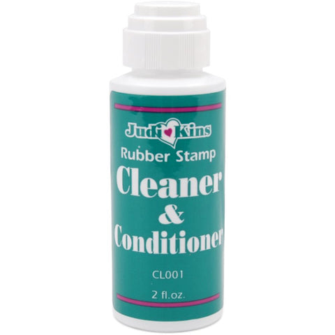 Rubber Stamp Cleaner & Conditioner 2oz