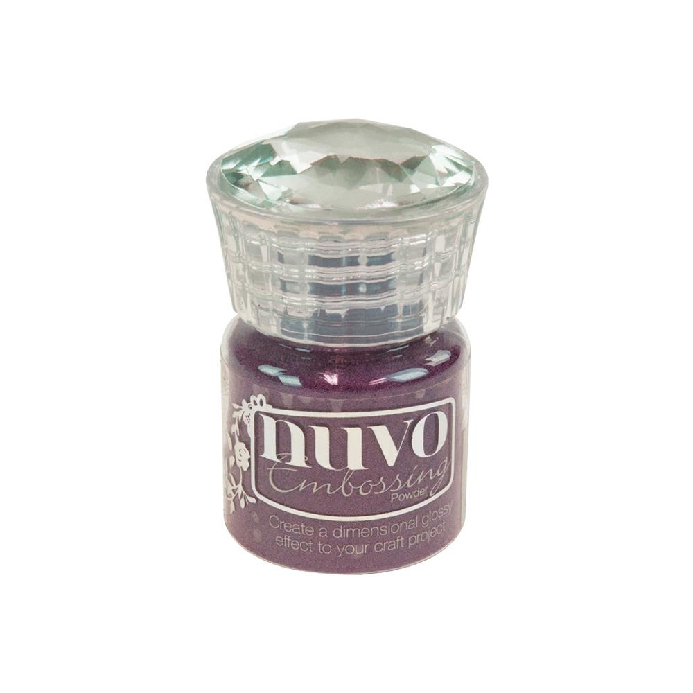 Nuvo - Embossing Powder - Crushed Mulberry (Dream In Colour)