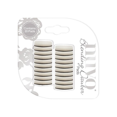 Nuvo Blending Dauber Replacement Pads 20/Pkg