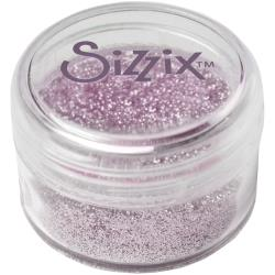 Sizzix Making Essential Biodegradable Fine Glitter, Lavender Dust, 12g