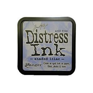 Tim Holtz Distress Ink Pads - Shaded Lilac