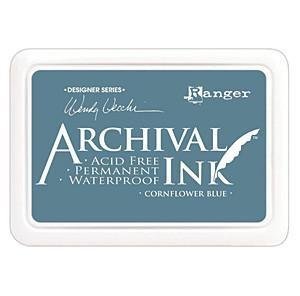Ranger Archival Ink Pads - Cornflower Blue