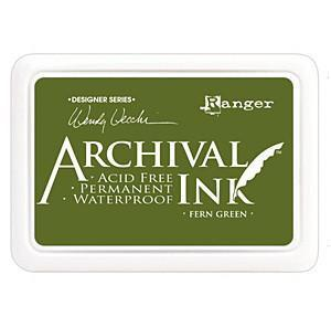 Ranger  Archival Ink Pads - Fern Green