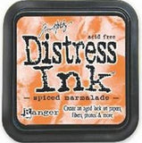 Tim Holtz Distress Ink Pads - Spiced Marmalade