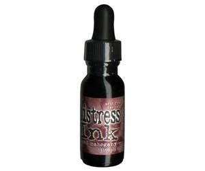 Tim Holtz - Distress Ink Reinkers 14Ml -  Aged Mahogany